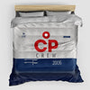 CP - Duvet Cover - Airportag