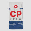 CP - Beach Towel - Airportag