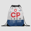 CP - Drawstring Bag - Airportag