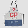 CP - Kitchen Apron - Airportag