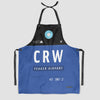 CRW - Kitchen Apron