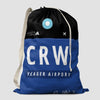 CRW - Laundry Bag - Airportag