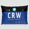 CRW - Pillow Sham