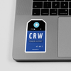 CRW - Sticker