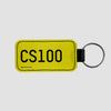 CS100 - Tag Keychain - Airportag