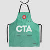 CTA - Kitchen Apron - Airportag