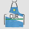 CUR - Kitchen Apron - Airportag