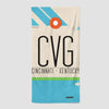 CVG - Beach Towel