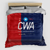 CWA - Duvet Cover - Airportag