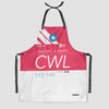 CWL - Kitchen Apron
