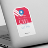 CWL - Sticker