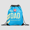DAD - Drawstring Bag