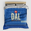 DAL - Duvet Cover - Airportag