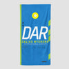 DAR - Beach Towel
