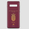 Denmark - Passport Phone Case - Airportag