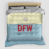 DFW - Duvet Cover