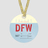 DFW - Ornament