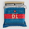 DL - Duvet Cover - Airportag