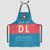 DL - Kitchen Apron - Airportag