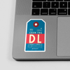 DL - Sticker