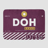 DOH - Bath Mat - Airportag