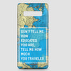 Don't tell me - Phone Case airportag.myshopify.com