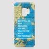 Don't tell me - Phone Case - Airportag