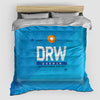 DRW - Duvet Cover - Airportag