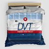 DVT - Duvet Cover - Airportag