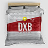 DXB - Duvet Cover - Airportag
