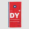 DY - Beach Towel - Airportag