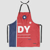 DY - Kitchen Apron - Airportag