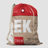 EK - Laundry Bag - Airportag