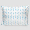 Emoji Cloud Plane - Pillow Sham