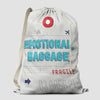 Emotional Baggage - Laundry Bag - Airportag