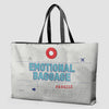 Emotional Baggage - Weekender Bag - Airportag