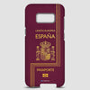 Spain - Passport Phone Case