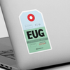 EUG - Sticker