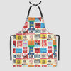 European Airports - Kitchen Apron
