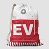 EV - Laundry Bag - Airportag