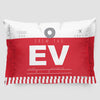 EV - Pillow Sham - Airportag