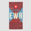EWR - Beach Towel
