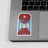 EWR - Sticker