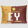 EY - Pillow Sham - Airportag
