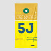 5J - Beach Towel