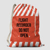 Flight Recorder - Laundry Bag - Airportag