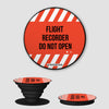 Flight Recorder - Phone Grip - Airportag