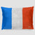French Flag - Pillow Sham