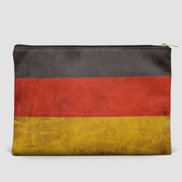 german flag accessory pouch bag clutch handbag airportag