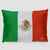 Mexican Flag - Pillow Sham